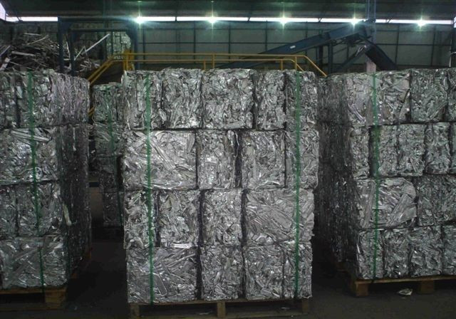 6063 Aluminum Extrusion Scrap