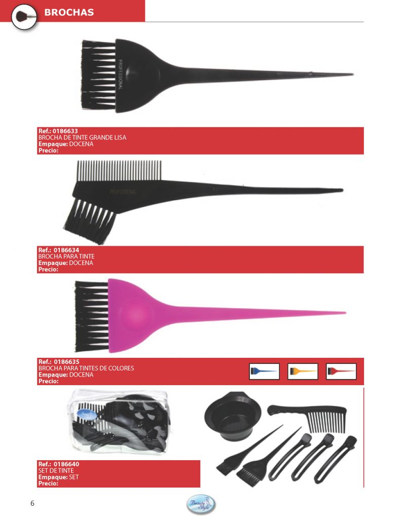 Best Hair Saloon Tools (Brushes, Combs, Clips)