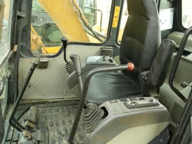 used excavator PC60-7,second hand komatsu excavator