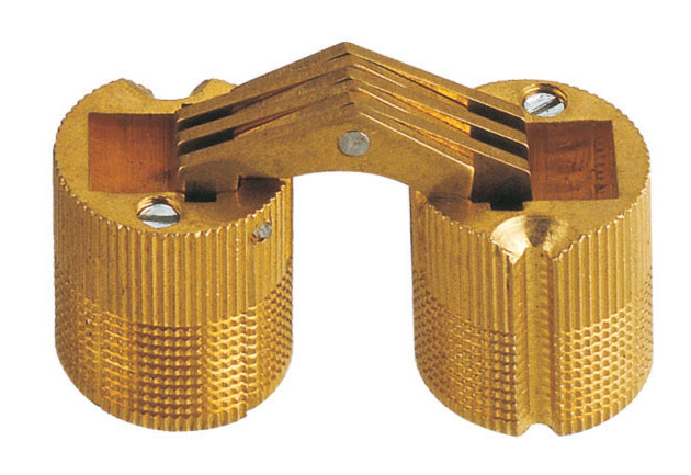 Brass Invisible Hinge