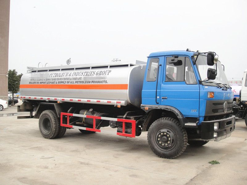 Manufacture fuel truck for sale