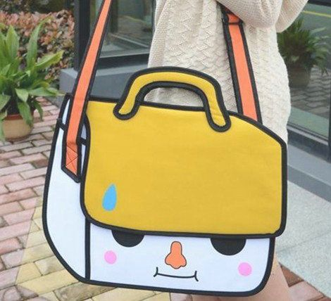 2014 New Product High Quality 2D 3D Bag