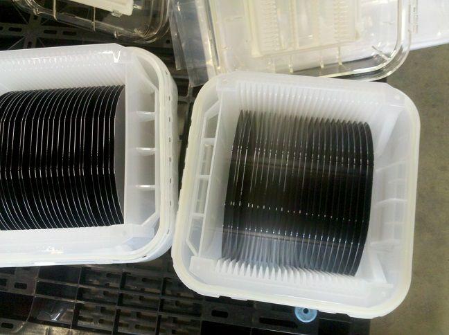 8inch dummy silicon wafers