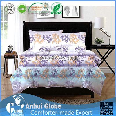 comforter machine