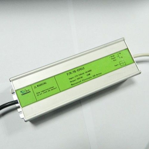Manufacture aluminum shell LED Waterproof power supply