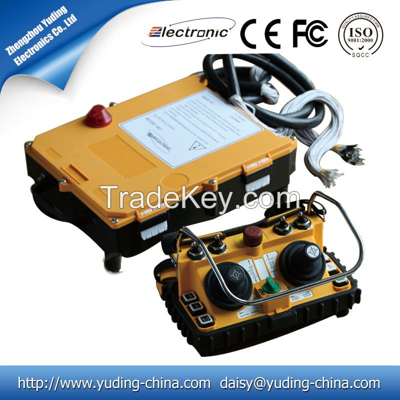 F24-60 Dual Joystick Radio remote control