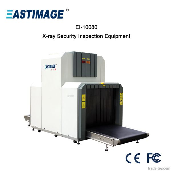 x-ray baggage scanner 10080
