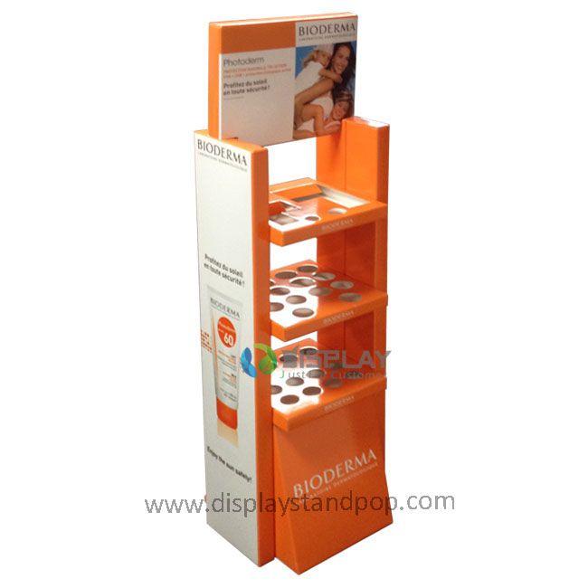 Custom Cardboard Display Stands for Supermarket Promotion