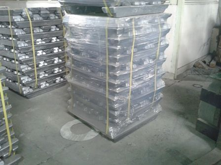 Secondary Aluminum Ingots
