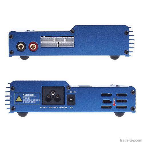 iMAX B6AC Dual Power Lipo NiMH RC Battery Balance Charger Discharger B