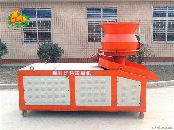 2014 International approvals biomass straw briquetting machine