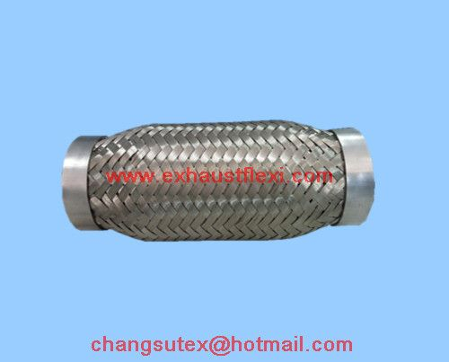 automotive exhaust flexible pipes