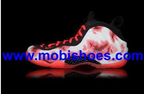 2014 women fashion sports shoes  red white black