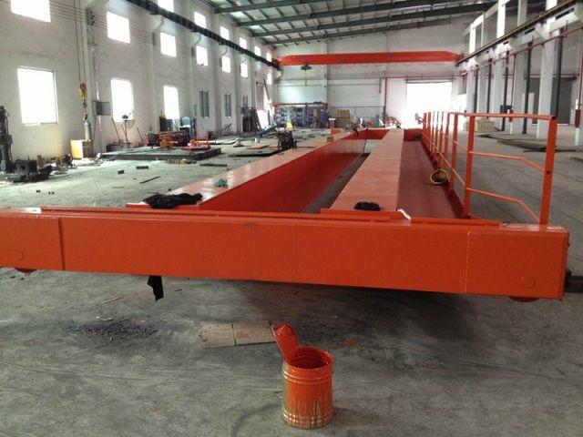 hoist double girder crane