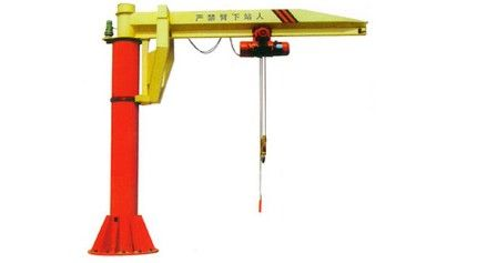 bracket crane