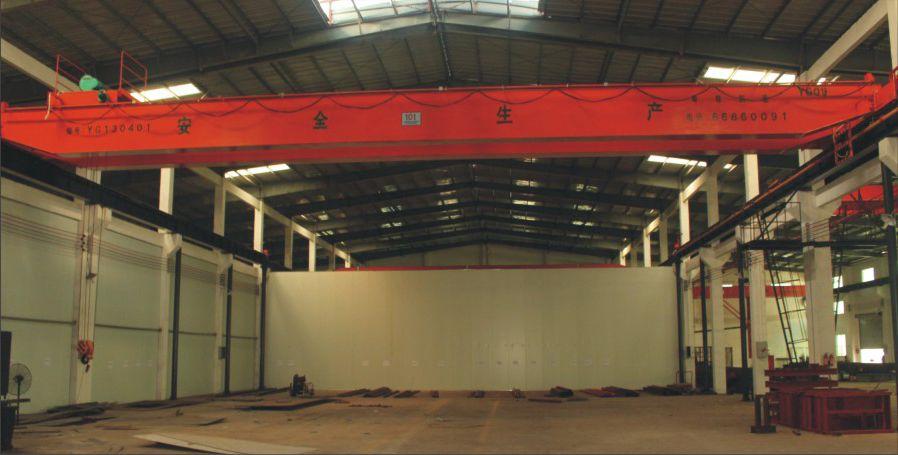 Type LH electric hoist bridge crane 3-20t