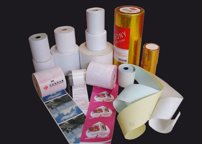 ATM paper roll, Pos paper roll