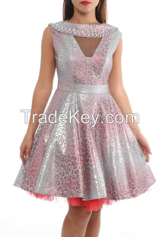 women party dresses made inTurkey