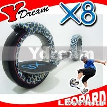 New Patent Skatecycle X8 Skateboard (With Patent)