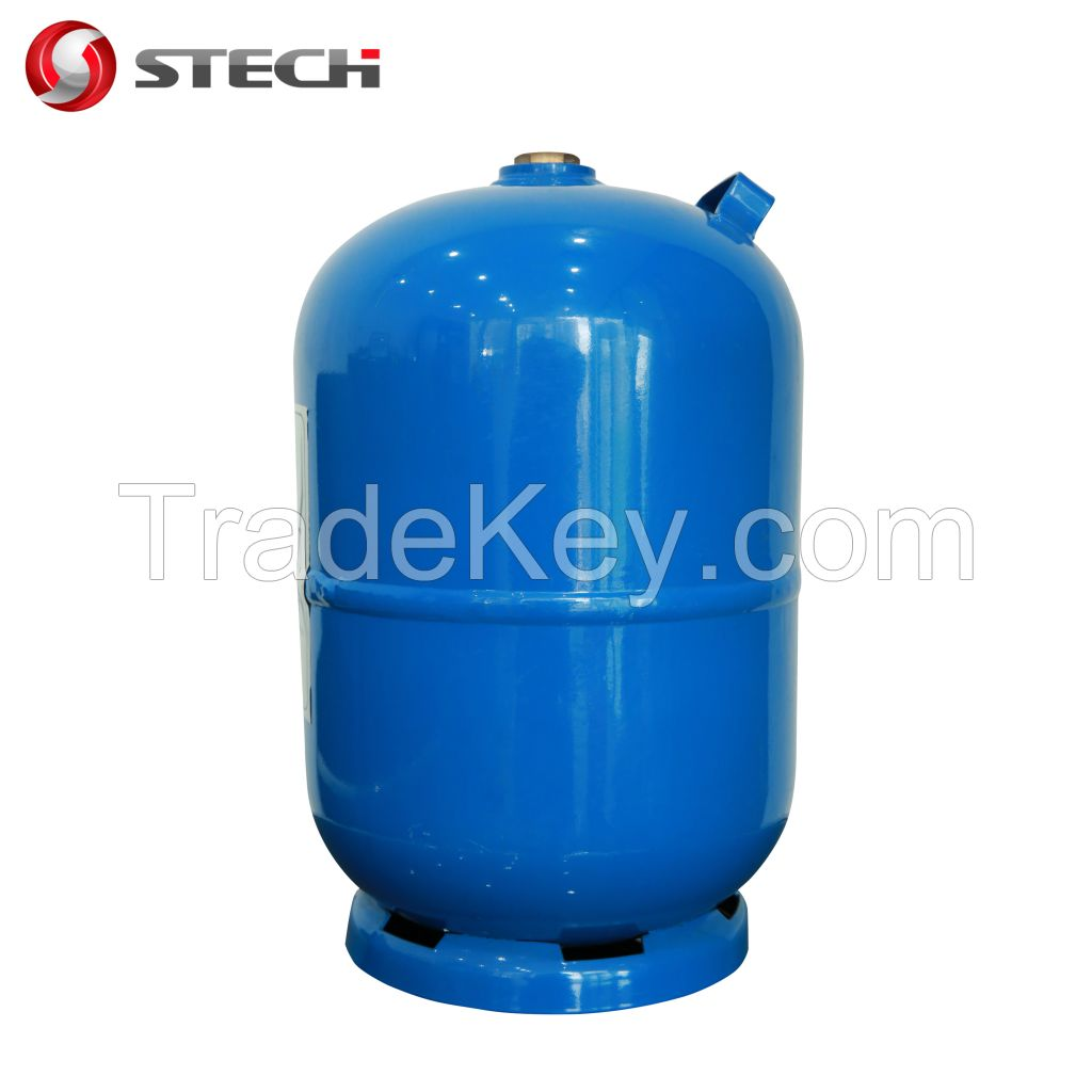 5 kg portable LPG Cylinder bottle plant heater  for camping cooking  Africa Nigeria Ghana Mauritania Tanzania