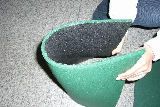 Rubeer flooring