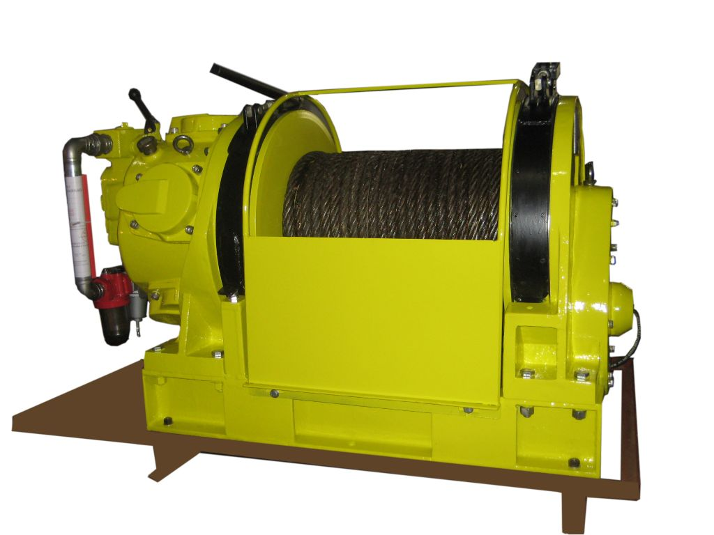 DALI brand  10t air winch(JQHS100*20)