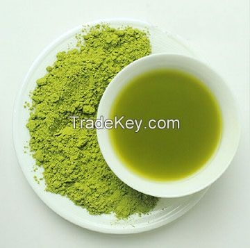 Matcha tea powder
