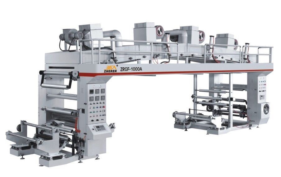 ZRGF-A middle speed dry laminating machine