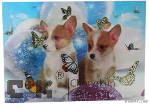 Flipping animal Ice Age dog butterfly eco-friendly safe and non-toxic