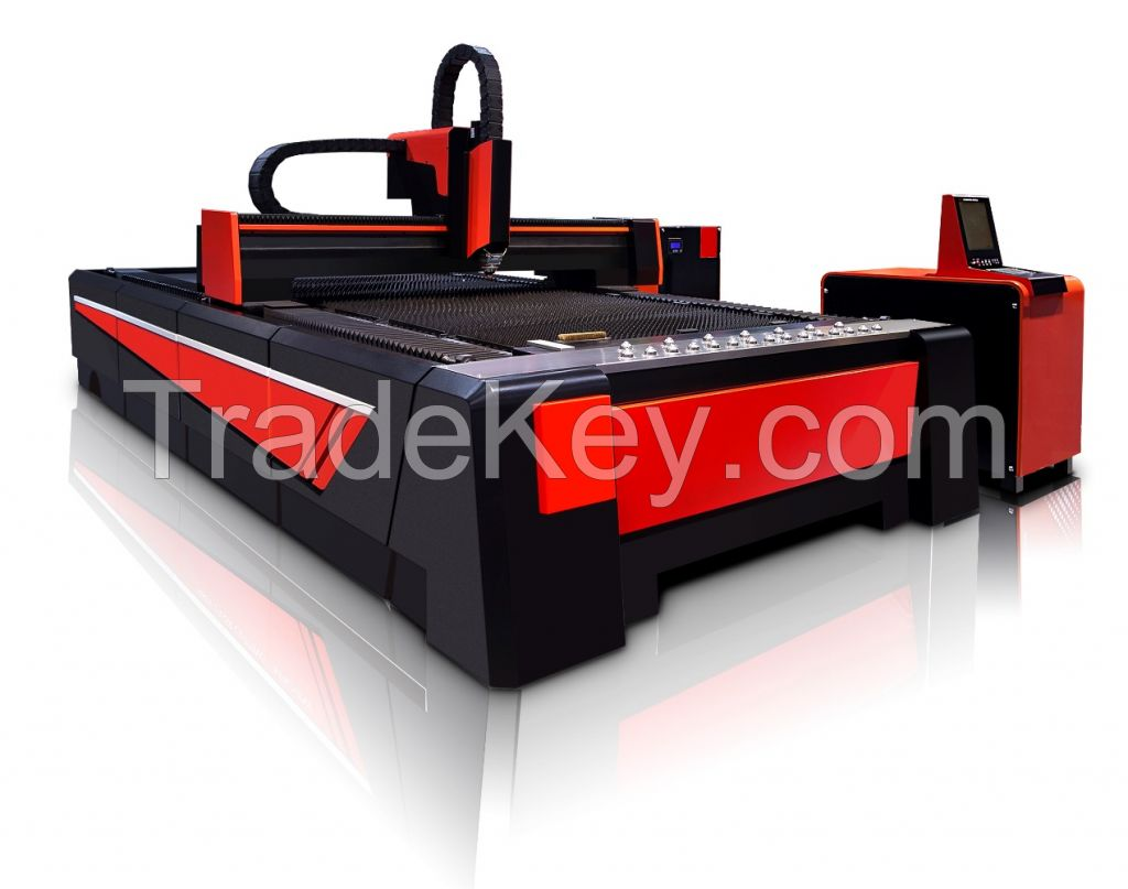 GZ2040F Fiber Laser Cutting Machine