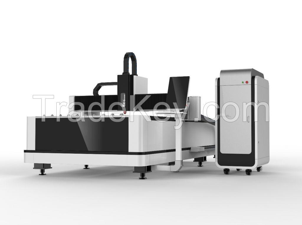 GZ1530EL Fiber Laser Cutting Machine
