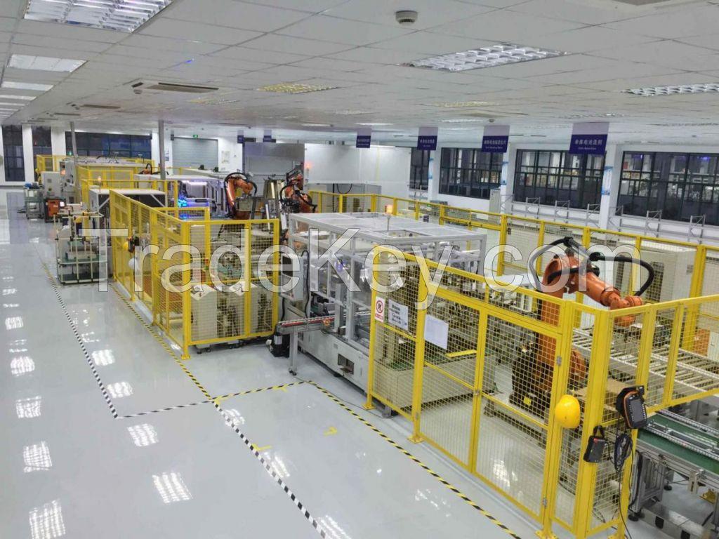 10PPM Square Battery Module Laser Welding
