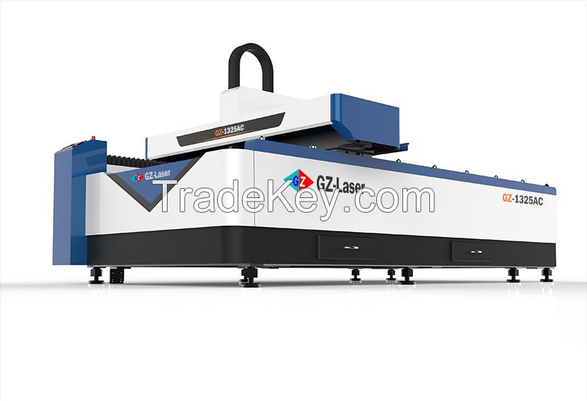 GZ1325AC Combined Fiber and CO2 Laser Cutting Machine
