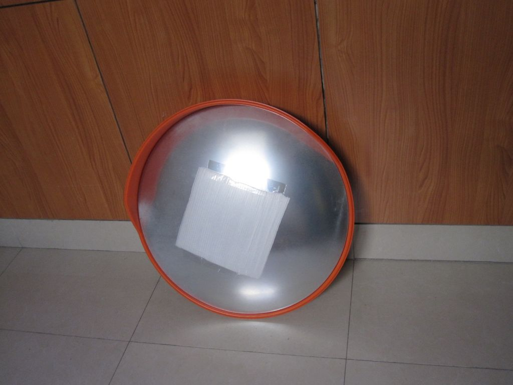 stainless steel convex mirrors wide angle mirrors