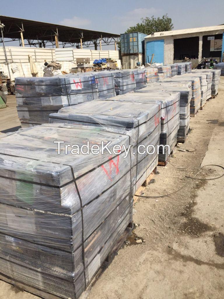 WET/DRAINED Lead Acid Battery Scrap