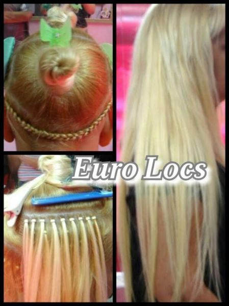 BRAZILIAN KNOTS HAIR EXTENSIONS - VERY CHEAP!!