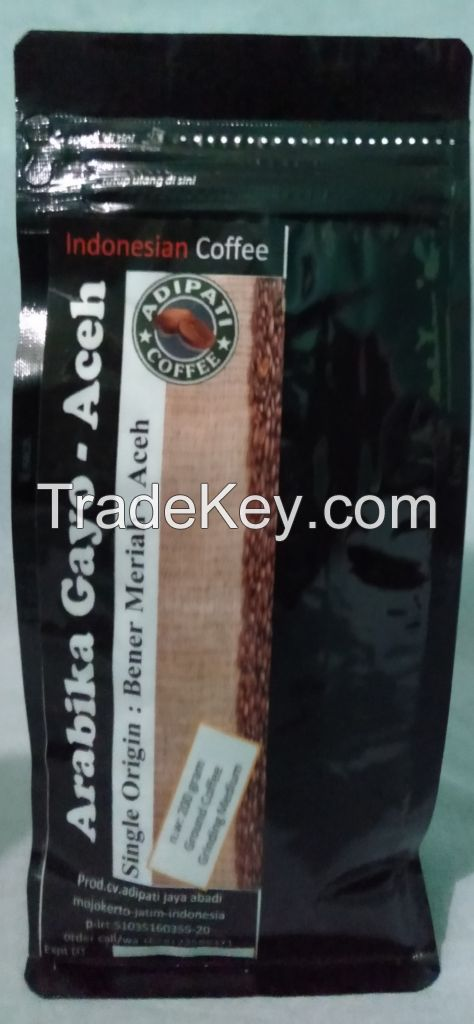 Ground Coffee Arabica Gayo Aceh by Indonesia high premium coffee