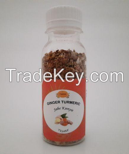 021 Tisane Herbal Drink  Ginger Plus Tim Tim