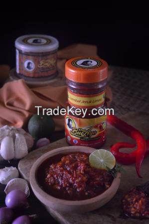 014 Sambal chili sauce Brand Sambal Ayu
