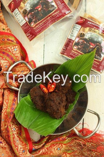 006 Halal Food, Rendang Paste cooking Sauce