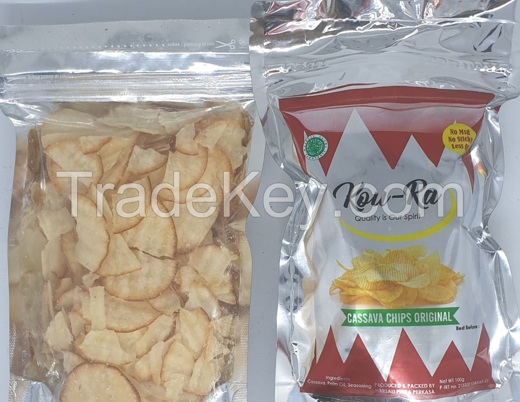 011 whole sale Crackers and Chips  cassava and Banana