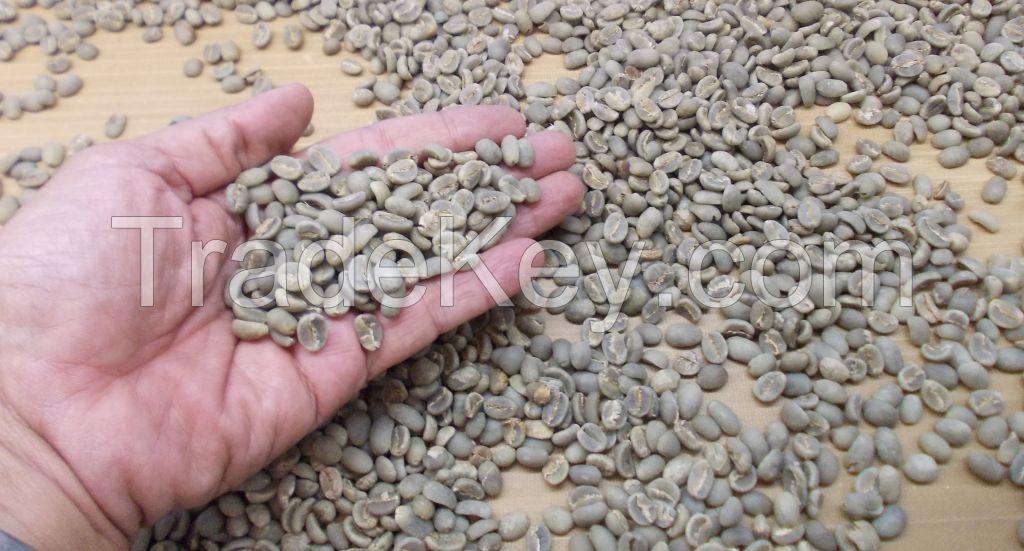 Suamtera's Coffee Arabica Mandhailing Grade 1 Indonesia