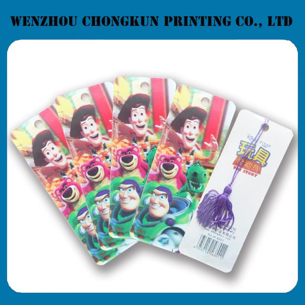 2014 new arrival 3D bookmark