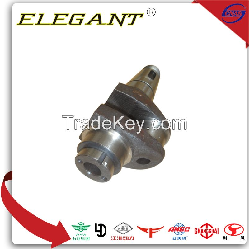 durable second made in china diesel engine spare parts R180 crankshaft