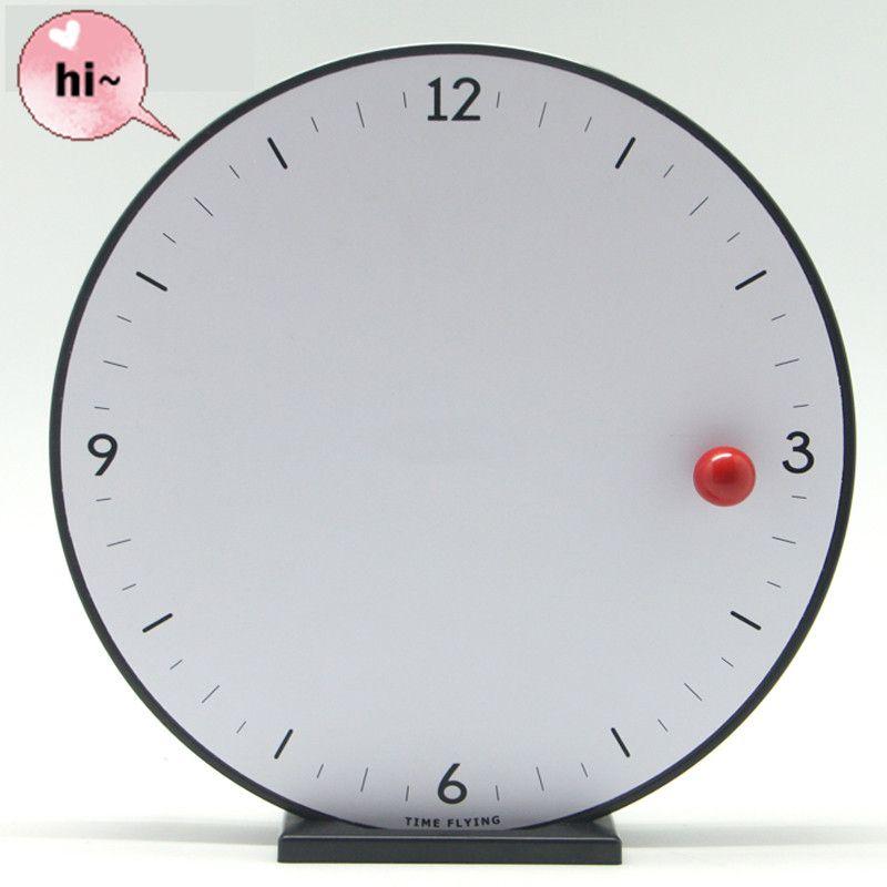 JT-02 Customizable Clock Face Magnetic Digital Clock