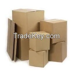 PP, LDPE, HDPE, BOPP bags and Industrial Paper Packaging Box