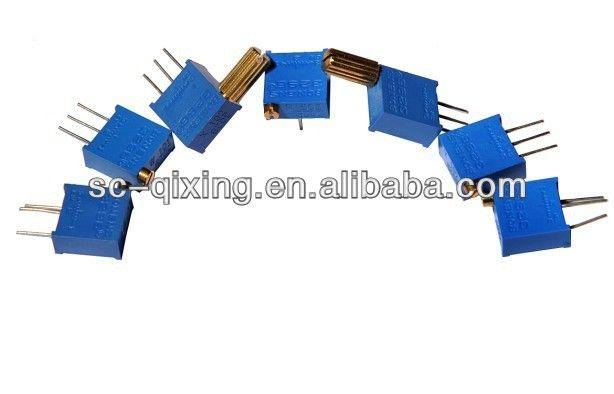 3296 multi-turn cermet trimmer potentiometer