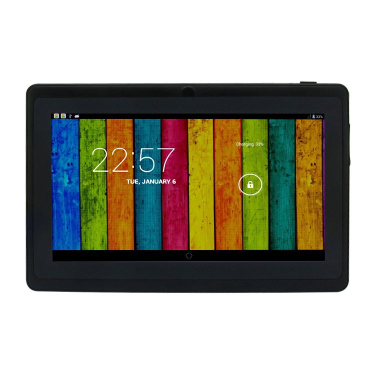 7 inch capacitive touch screen Allwinner A23 Dual core Android 4.2 WIFI tablet pc