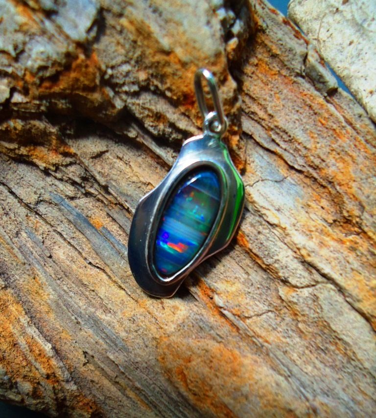 Opals jewelry