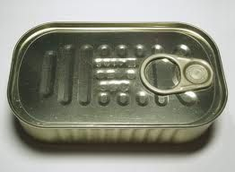 canned sardines and tuna skipjack